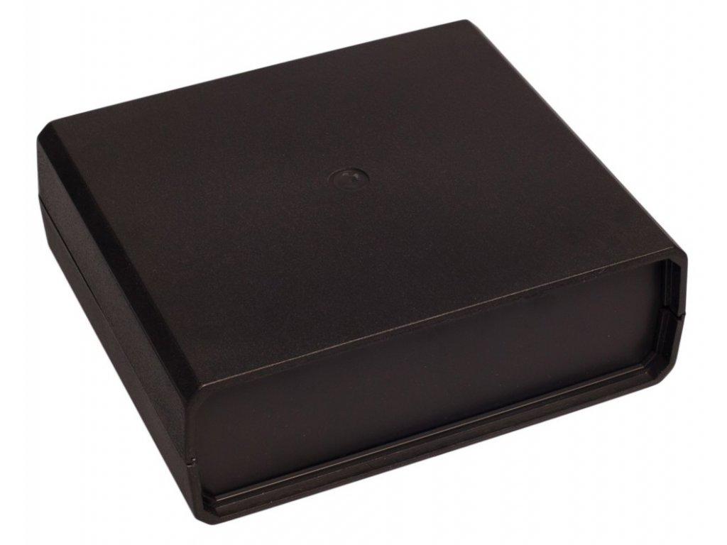 Plastová krabička Z4, černá