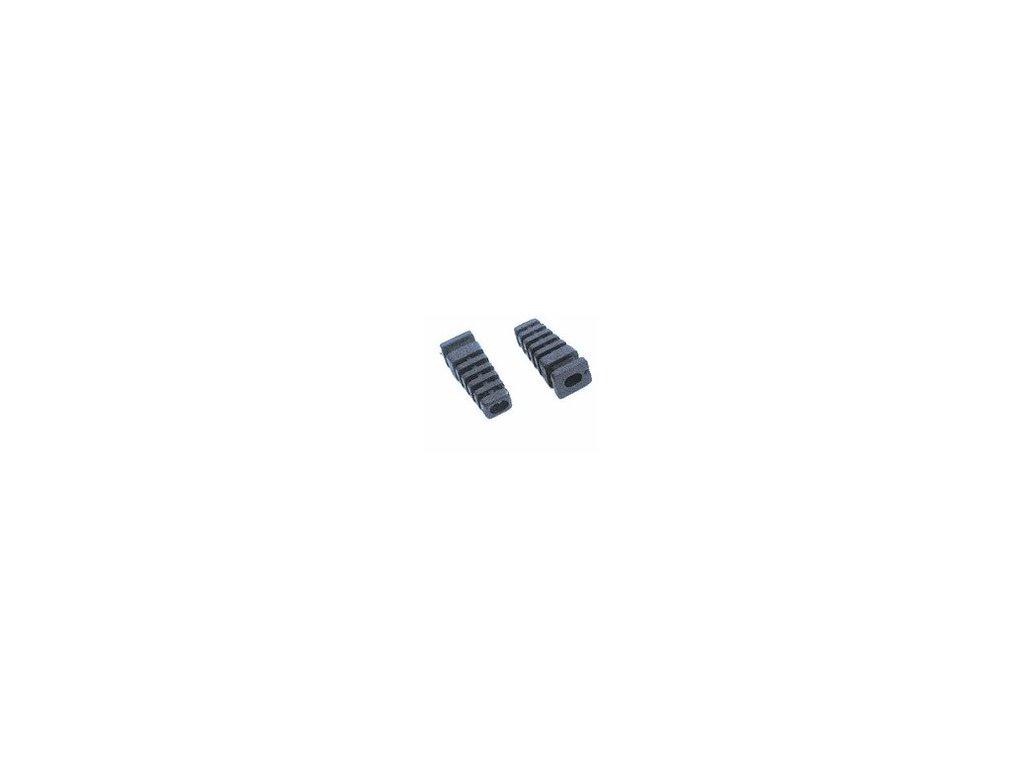 Kabelová průchodka PR5,5, černá