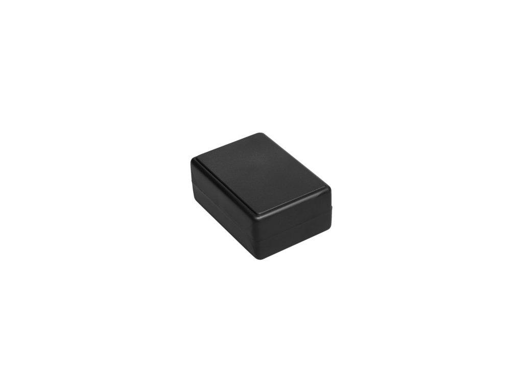 Plastová krabička Z23B, černá