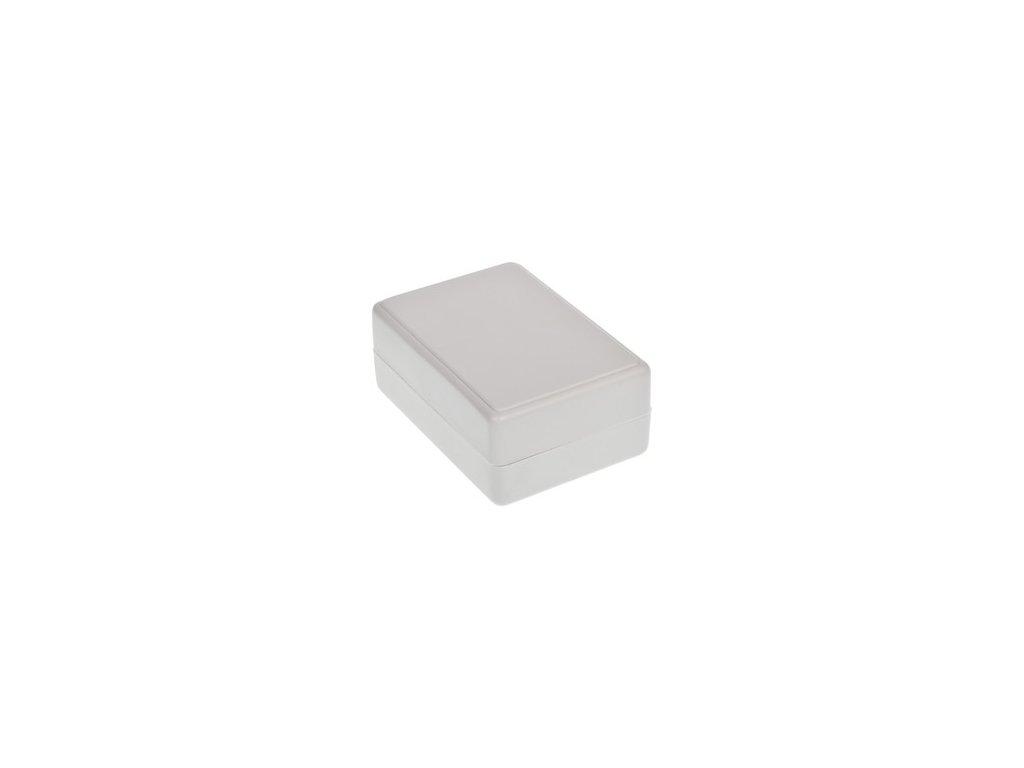 Plastová krabička Z23BJ, šedá