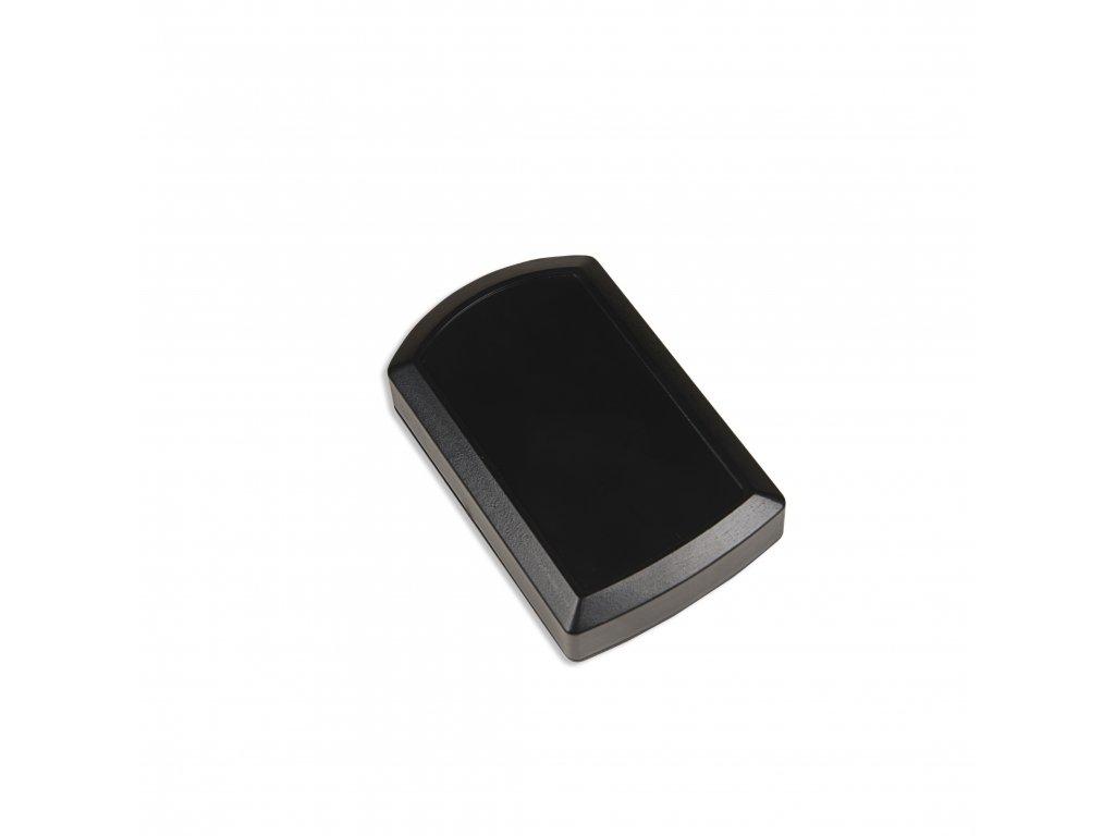 Plastová krabička KM100, černá