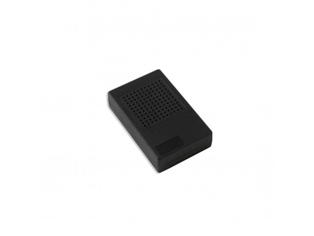 Plastová krabička KM33, černá