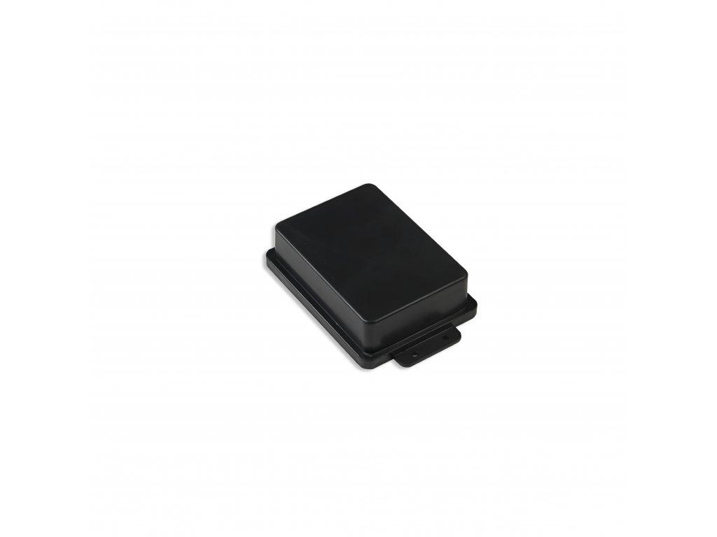 Plastová krabička KM29, černá