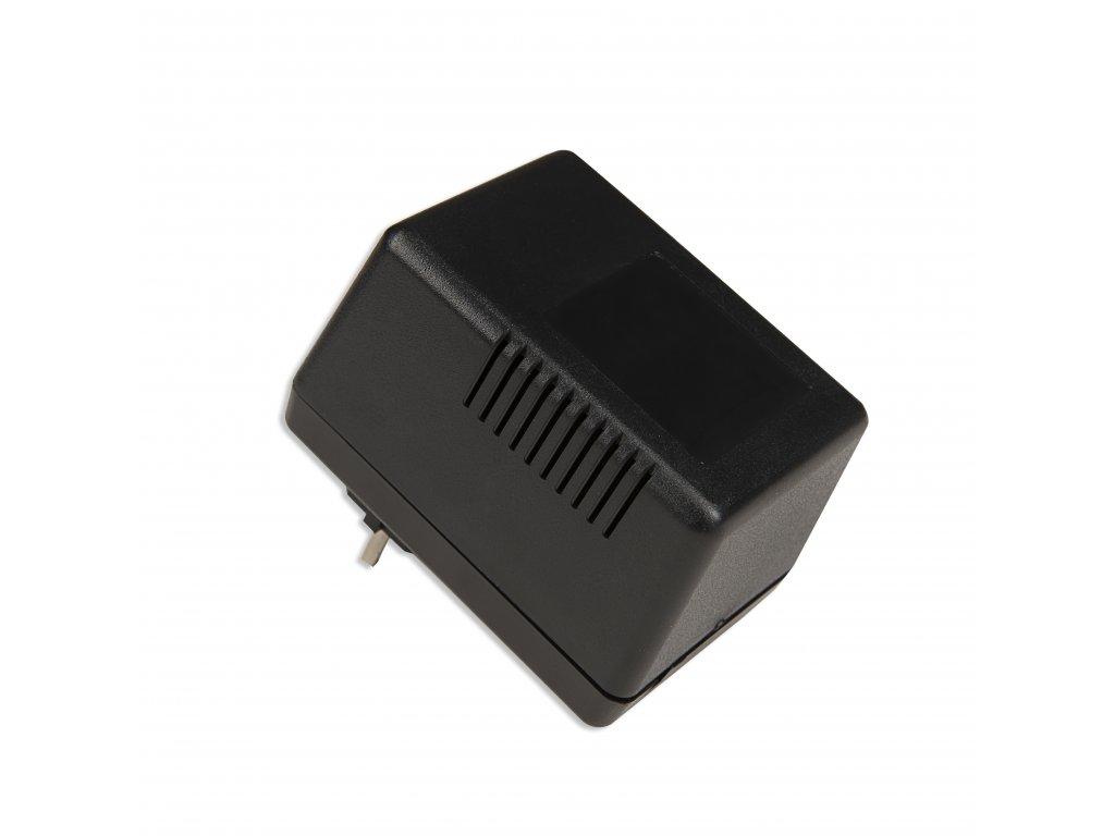 Plastová krabička KM49, černá