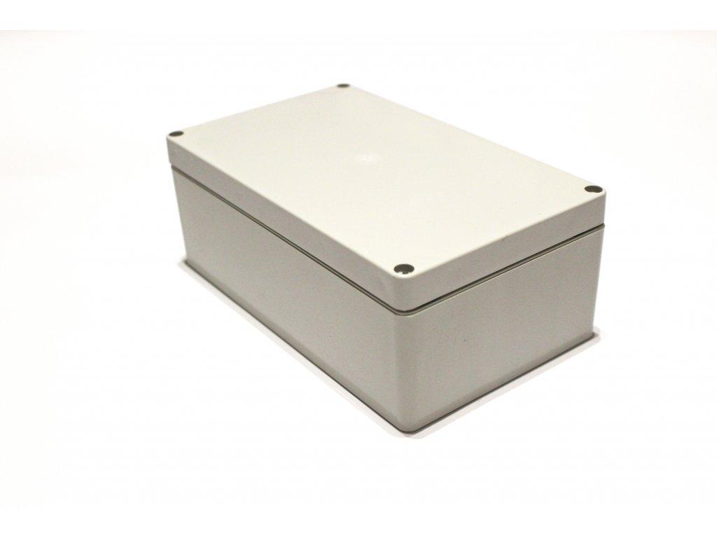 Plastová krabička BK269, šedá