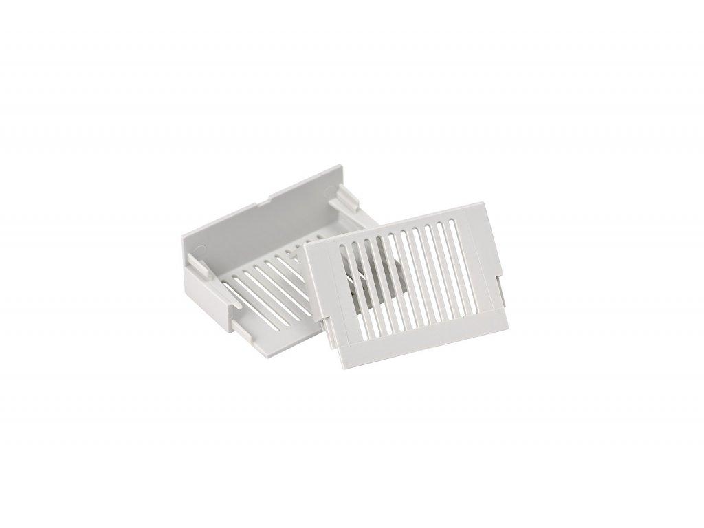 STARBOX 3 - kryt vysoký, hranatý s ventilačními otvory