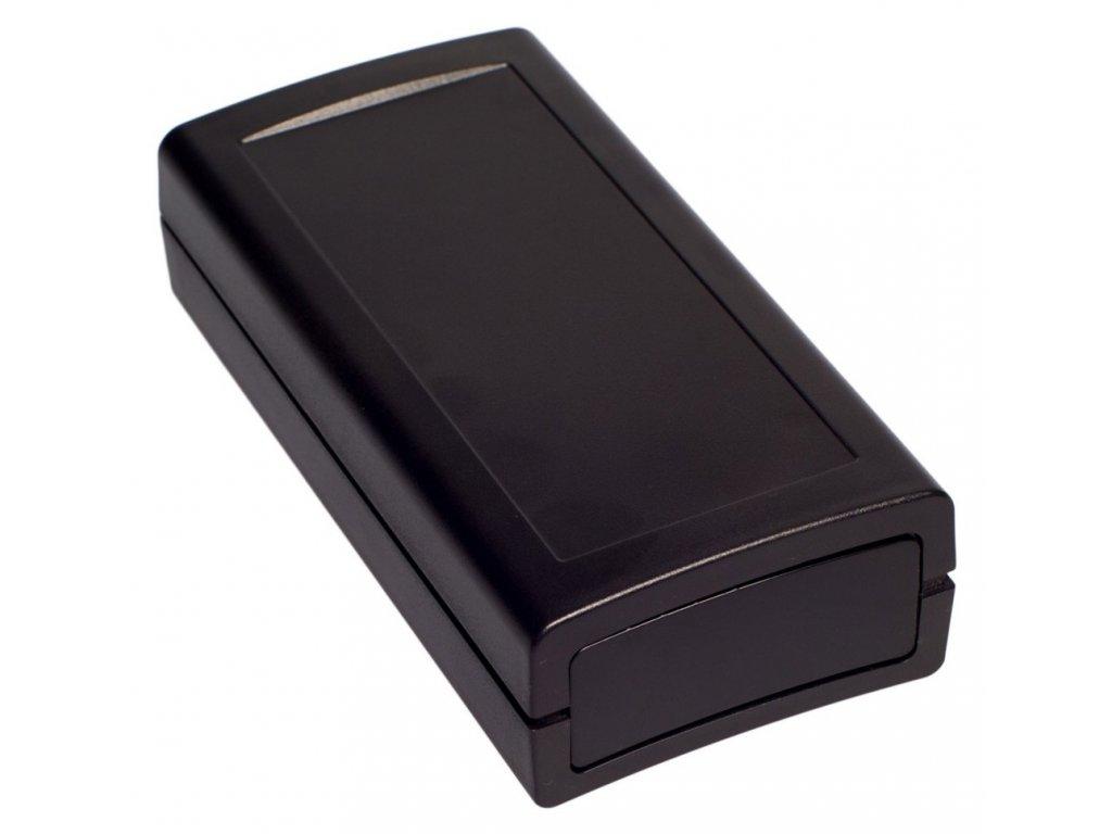 Plastová krabička Z97, černá