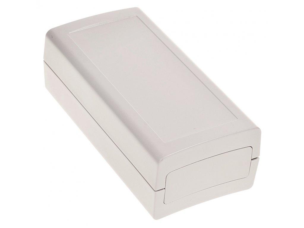 Plastová krabička Z98J, šedá