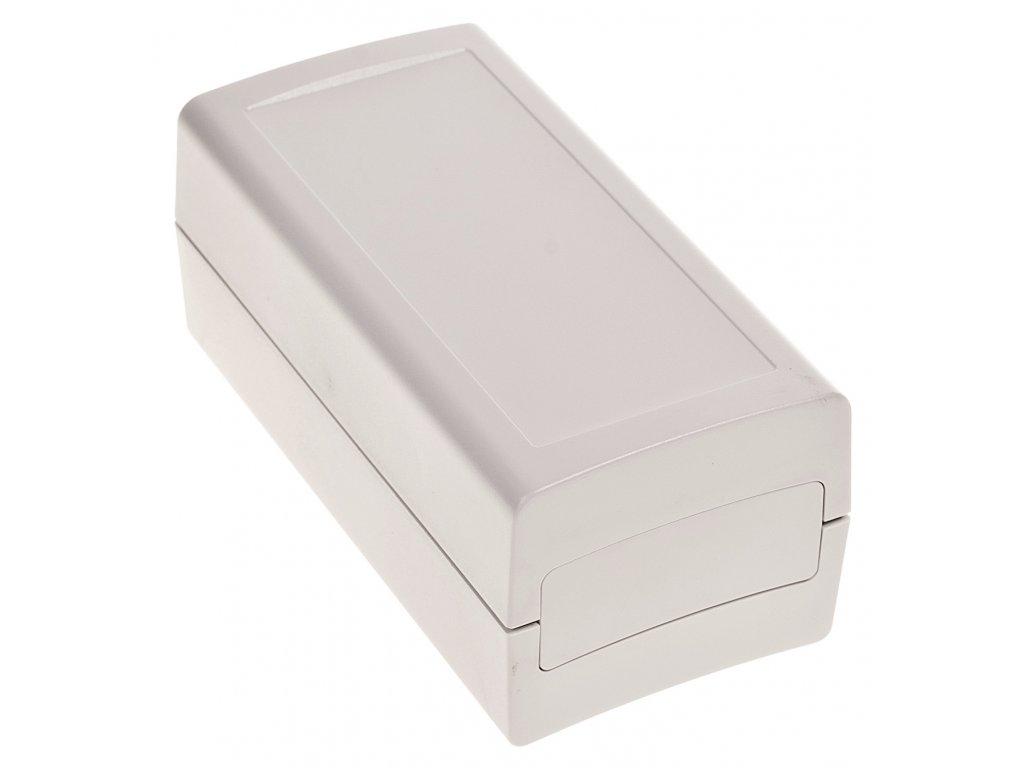 Plastová krabička Z99J, šedá