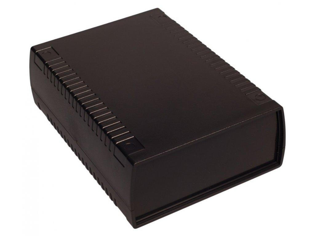 Plastová krabička Z112, černá