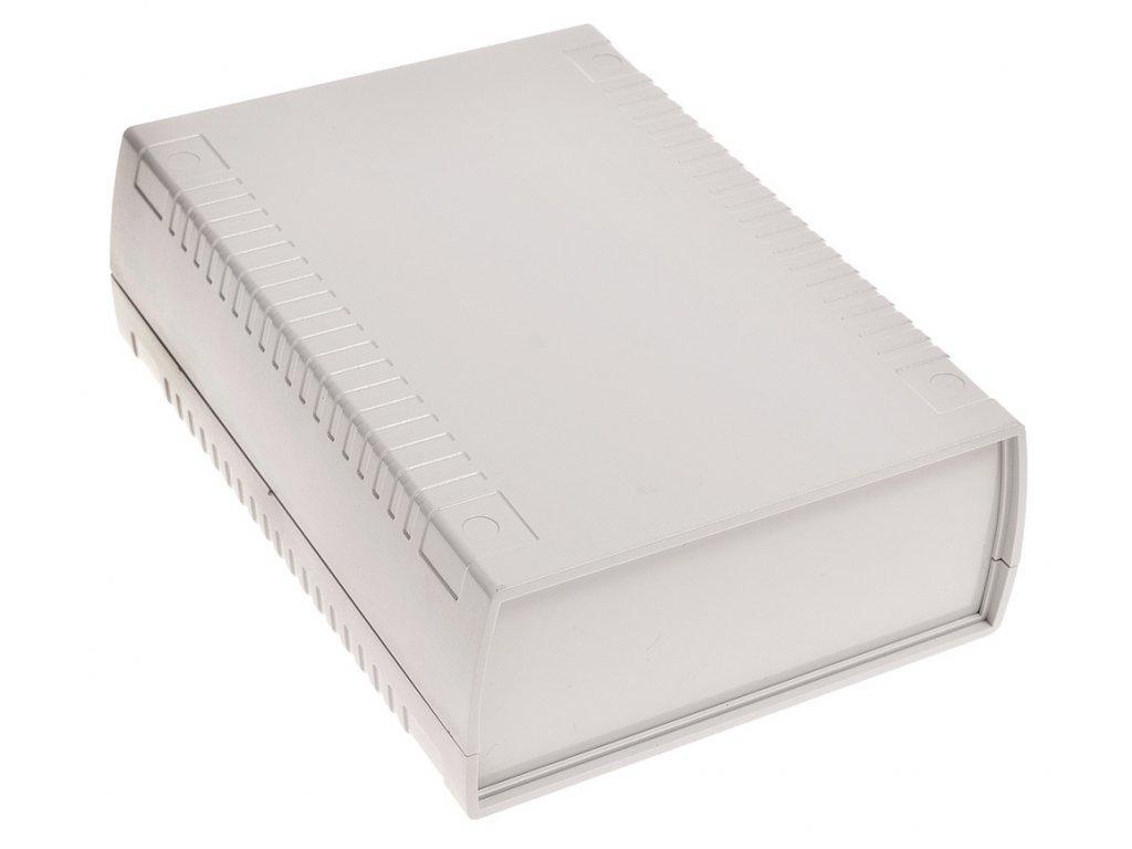 Plastová krabička Z112J, šedá
