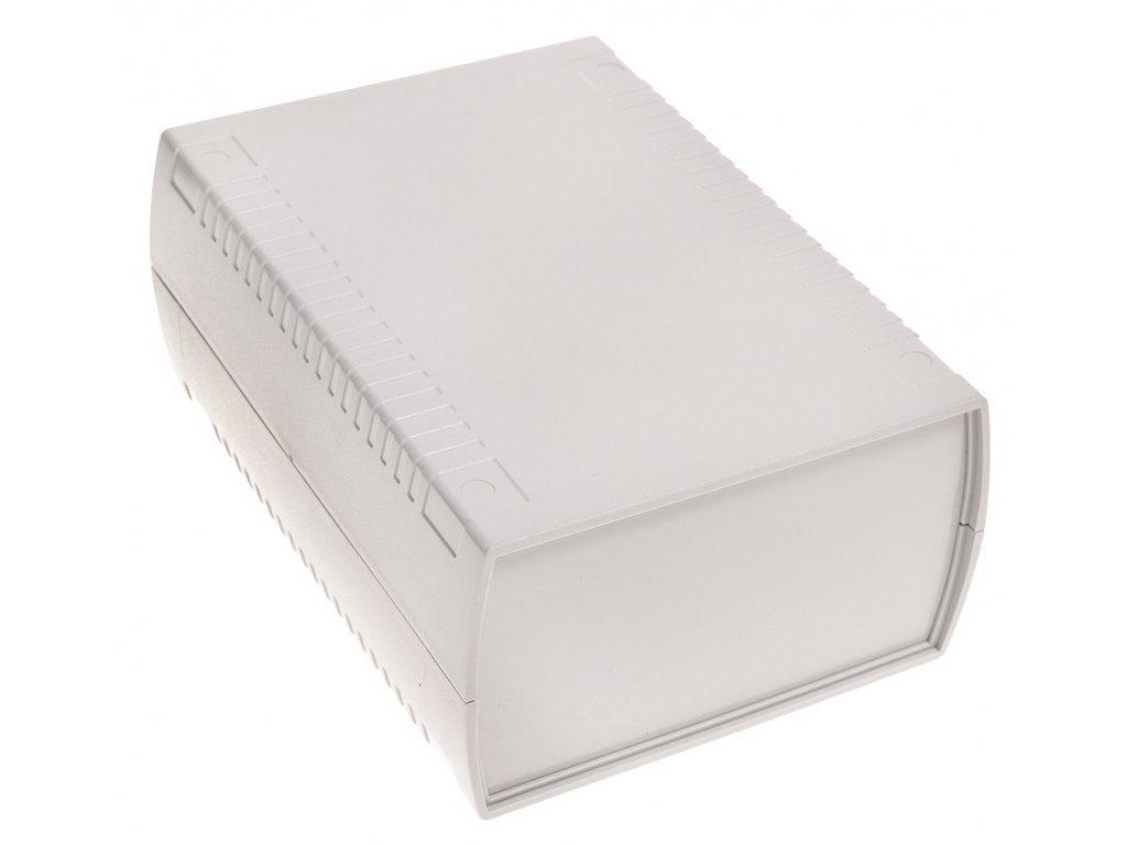 Plastová krabička Z112BJ, šedá