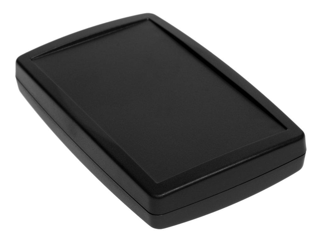 Plastová krabička Z113, černá