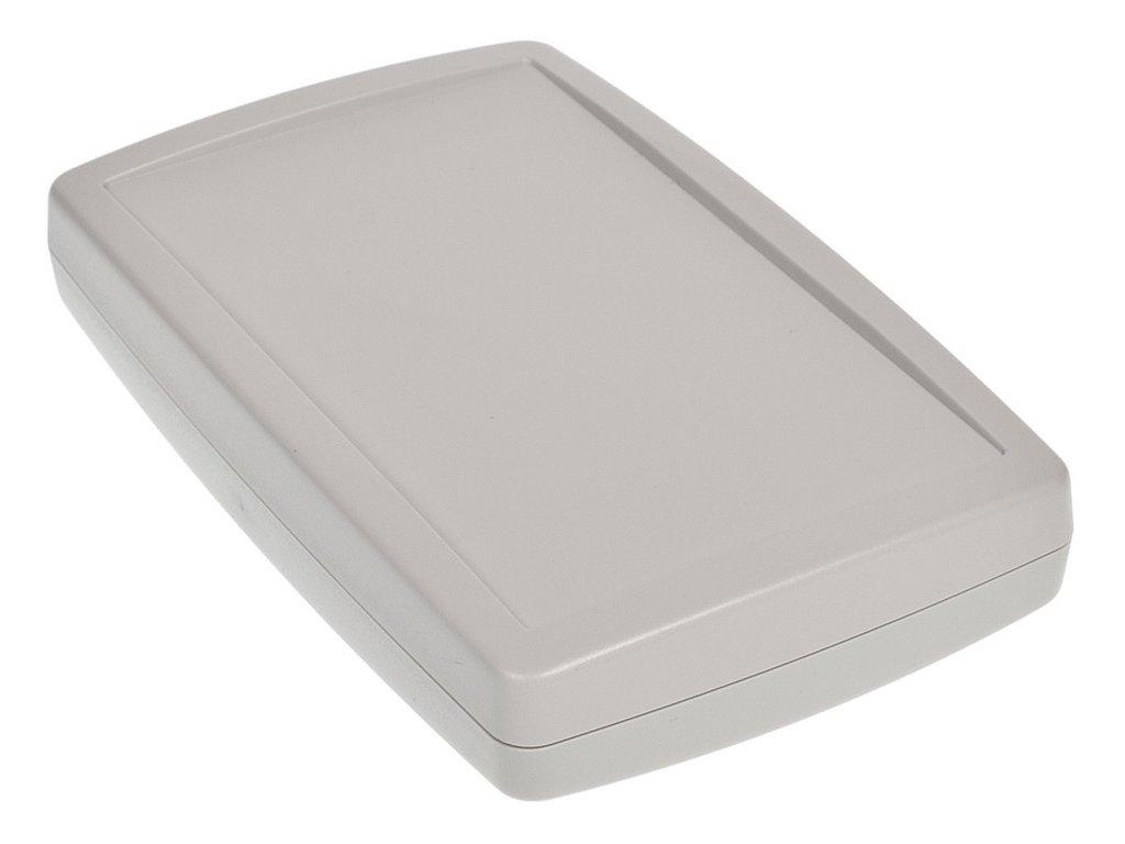Plastová krabička Z113J, šedá