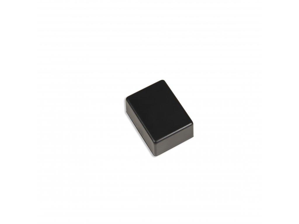 Plastová krabička KM1, černá