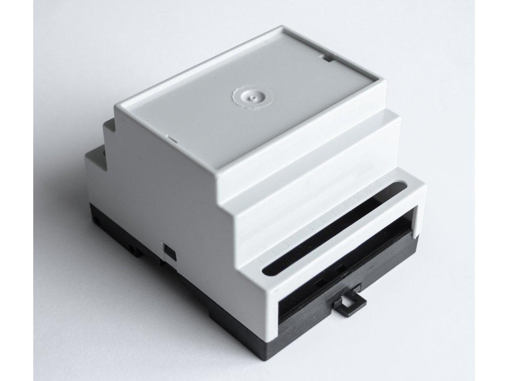Plastová krabička BKDIN700 P/605