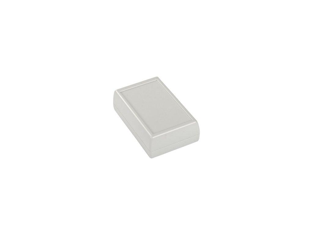 Plastová krabička Z119J, šedá