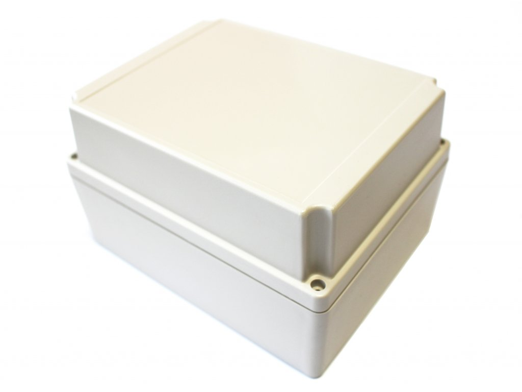 Plastová krabička BK1381, šedá
