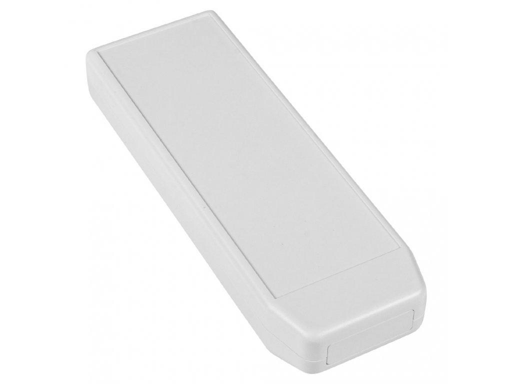Plastová krabička Z121J, šedá