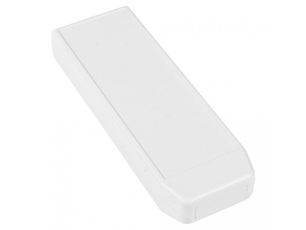Plastová krabička Z121b, bílá
