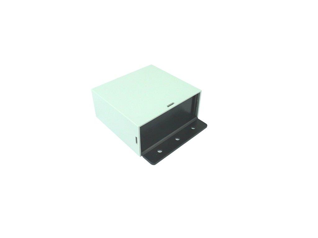 Plastová krabička BK501, šedá