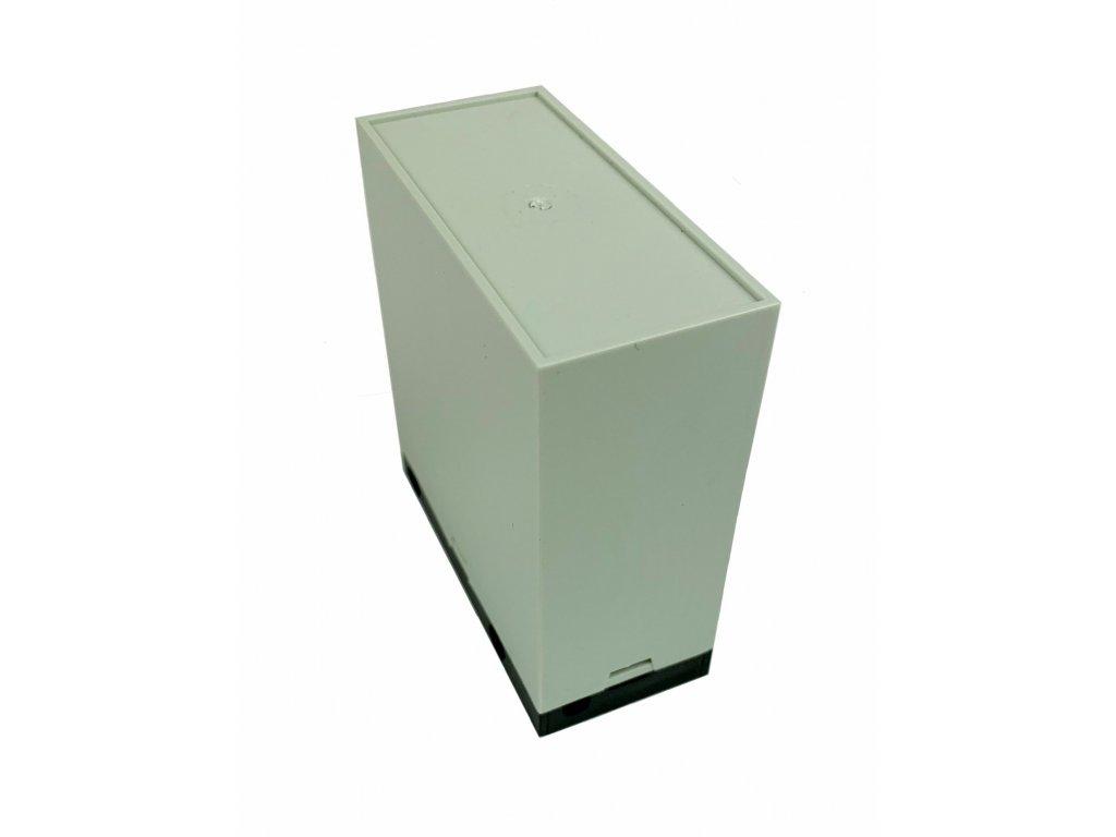 Plastová krabička BK503, šedá