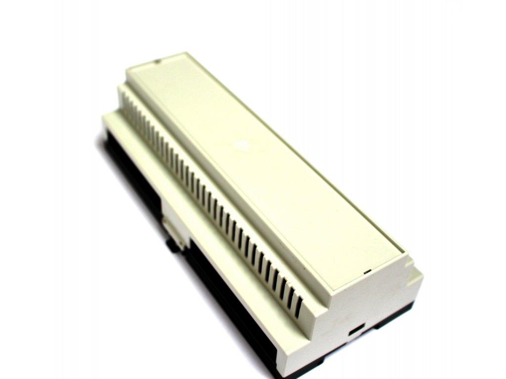 Plastová krabička BKDIN2100 V/257