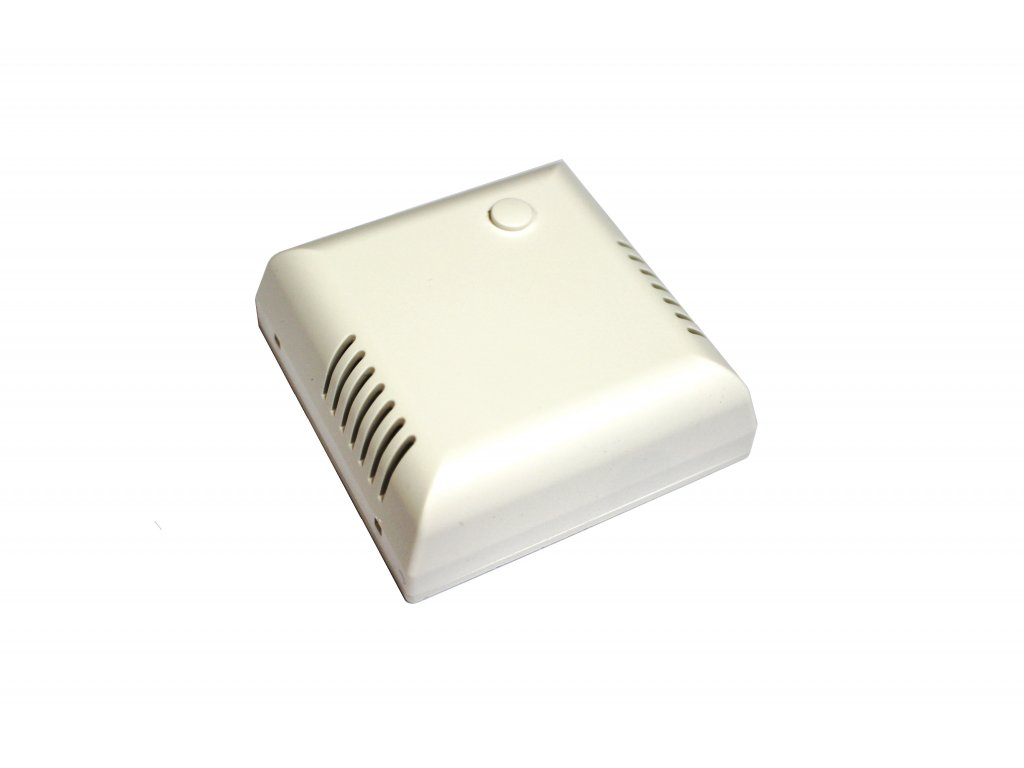 Plastová krabička BK306, bílá
