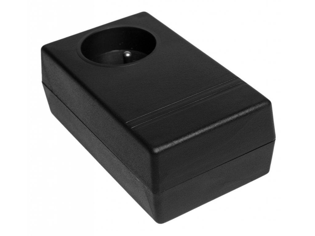 Plastová krabička Z31, černá