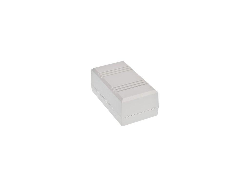 Plastová krabička Z45WJ, šedá