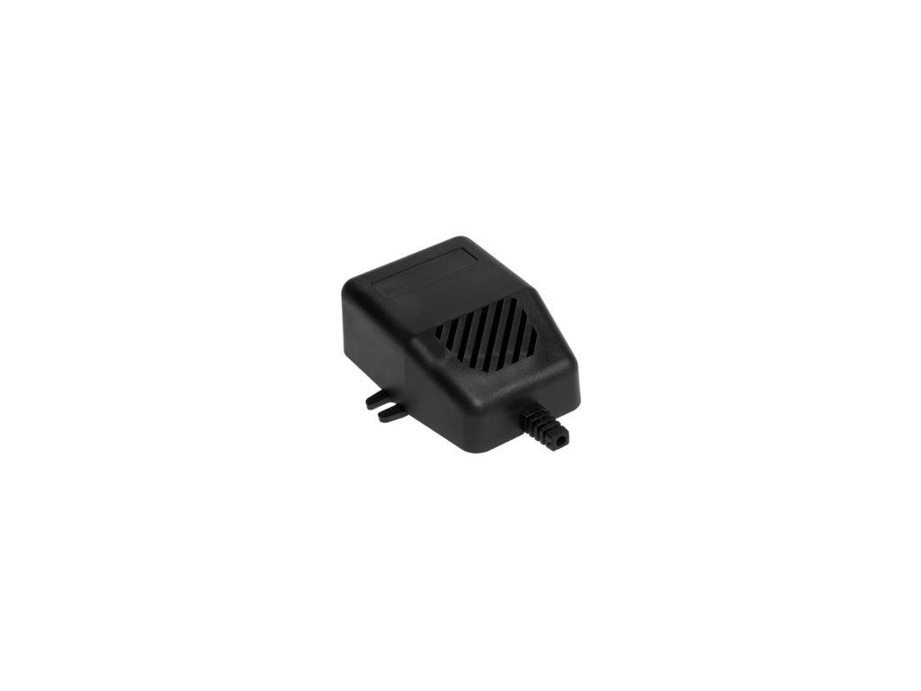 Plastová krabička Z92U, černá