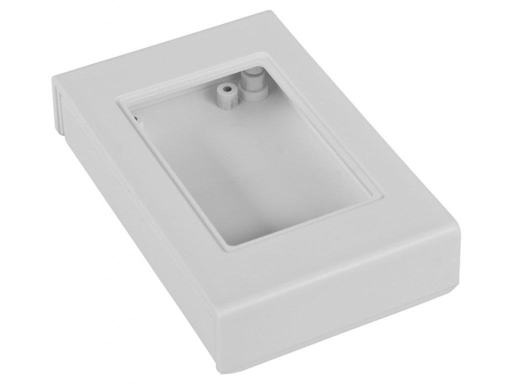 Plastová krabička Z122Wb, bílá
