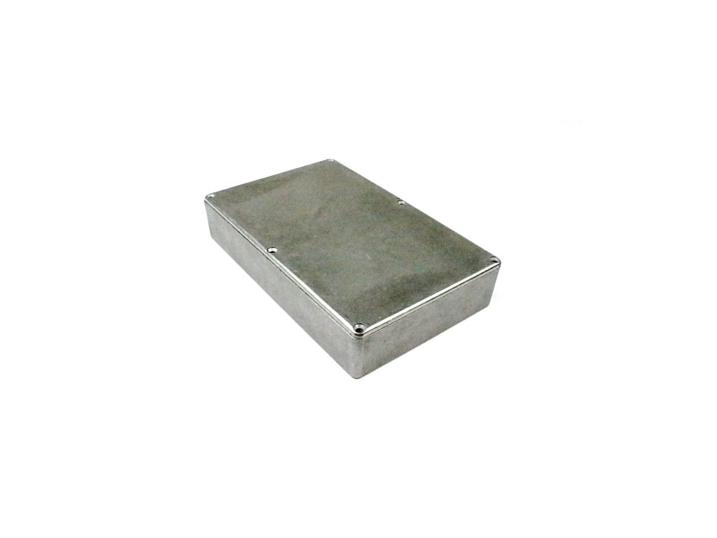 Hliníková krabička HM1590DD