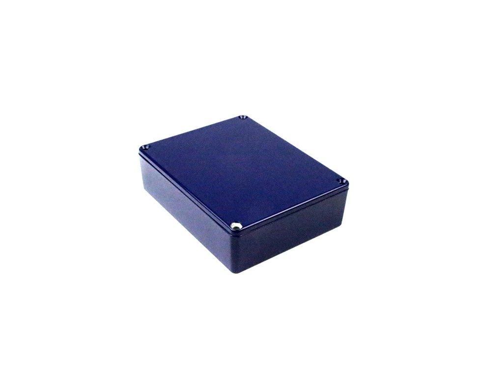 Hliníková krabička HM1590BBCB