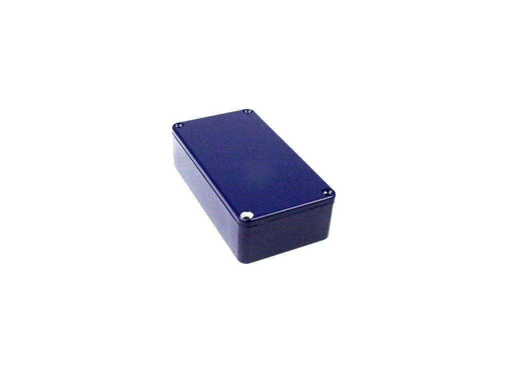 Hliníková krabička HM1590BCB