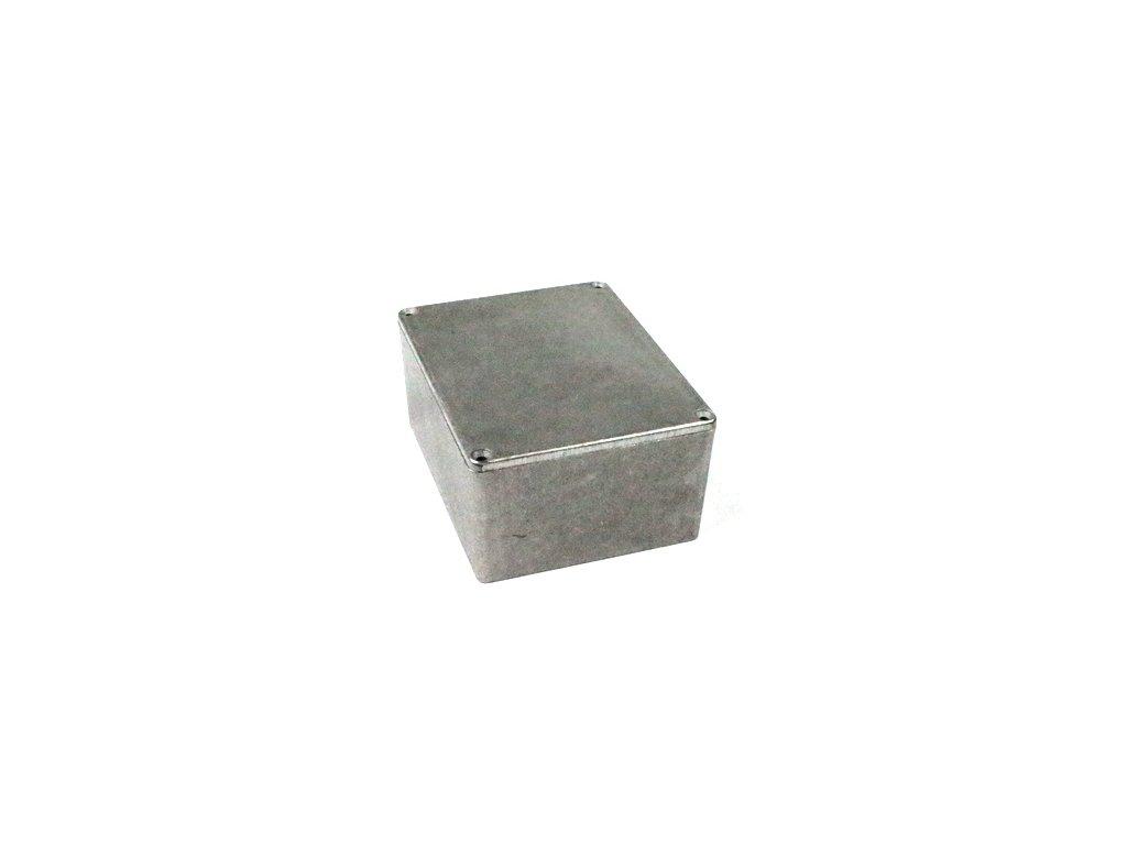 Hliníková krabička AL1604