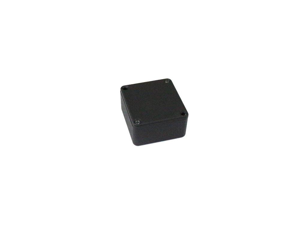 Hliníková krabička HM1550QBK