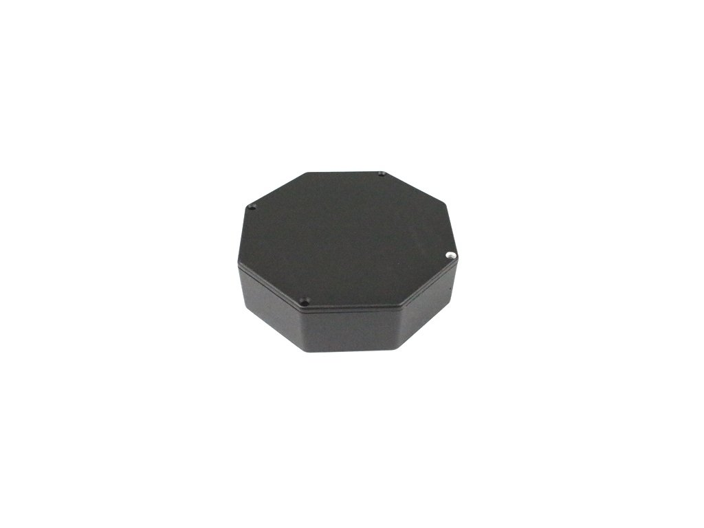 Hliníková krabička HM1590STPCBK