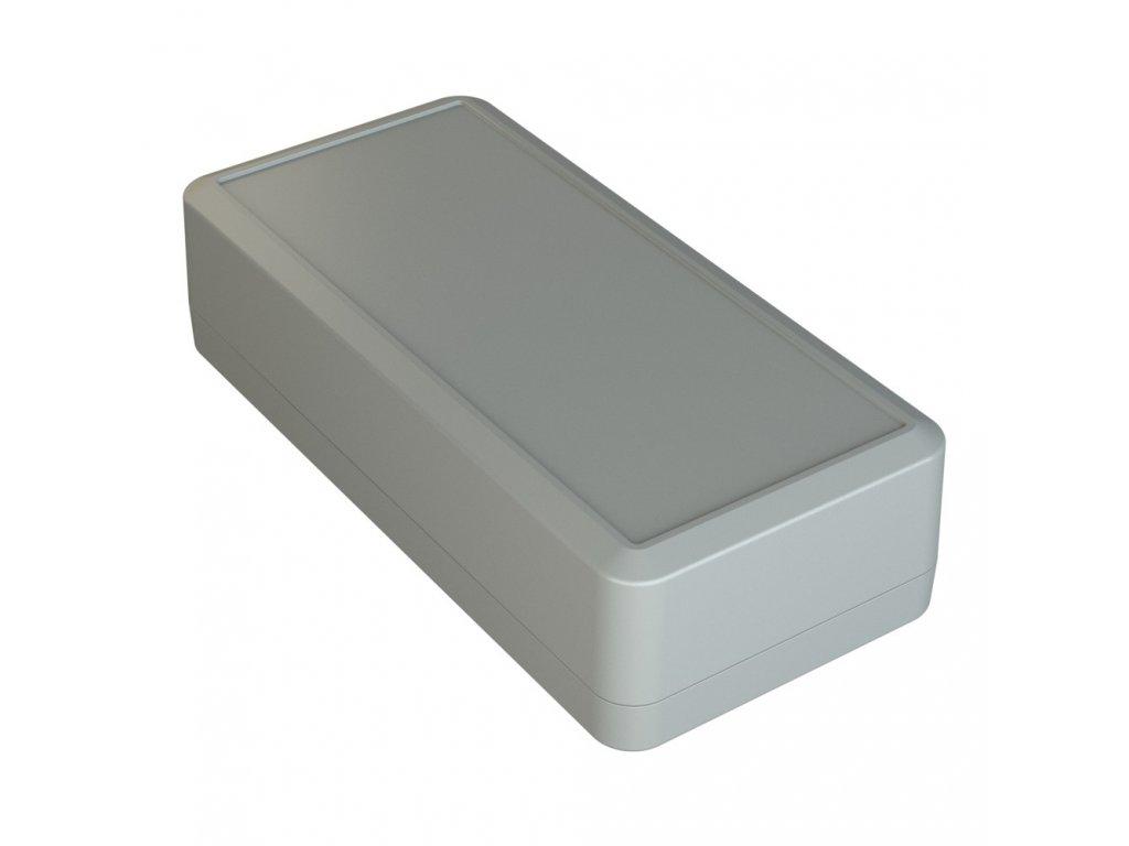 Plastová krabička Z125J, šedá