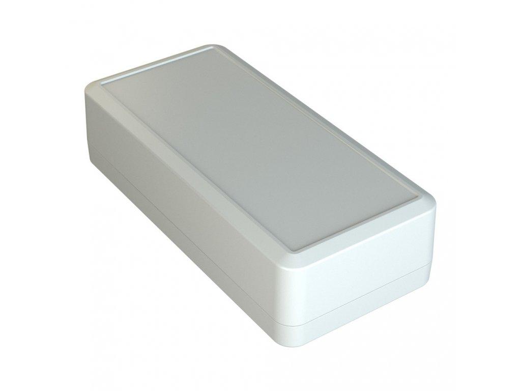 Plastová krabička Z125b, bílá