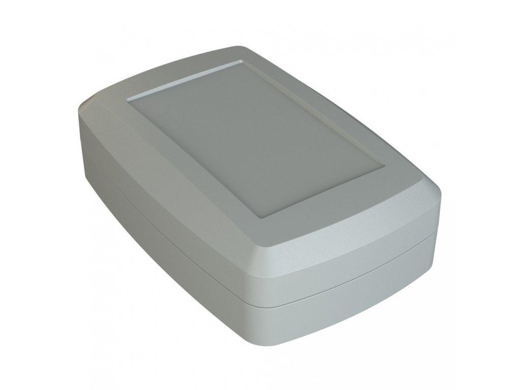 Plastová krabička Z126J, šedá