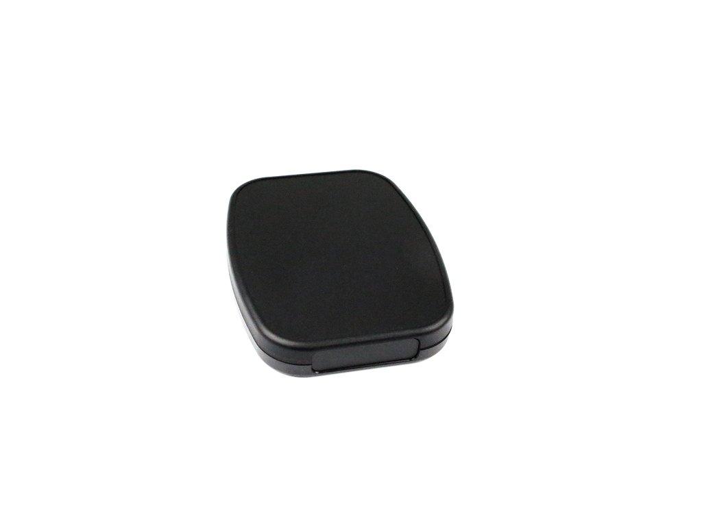Plastová krabička HM1599TABMBKBAT, černá