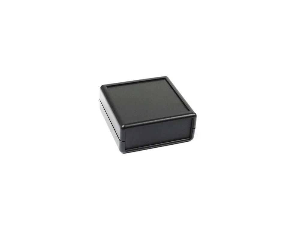 Plastová krabička HM1593A, černá