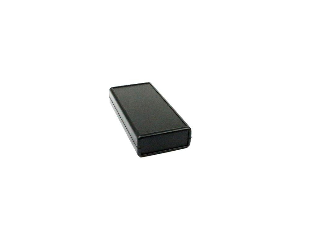 Plastová krabička HM1593B, černá