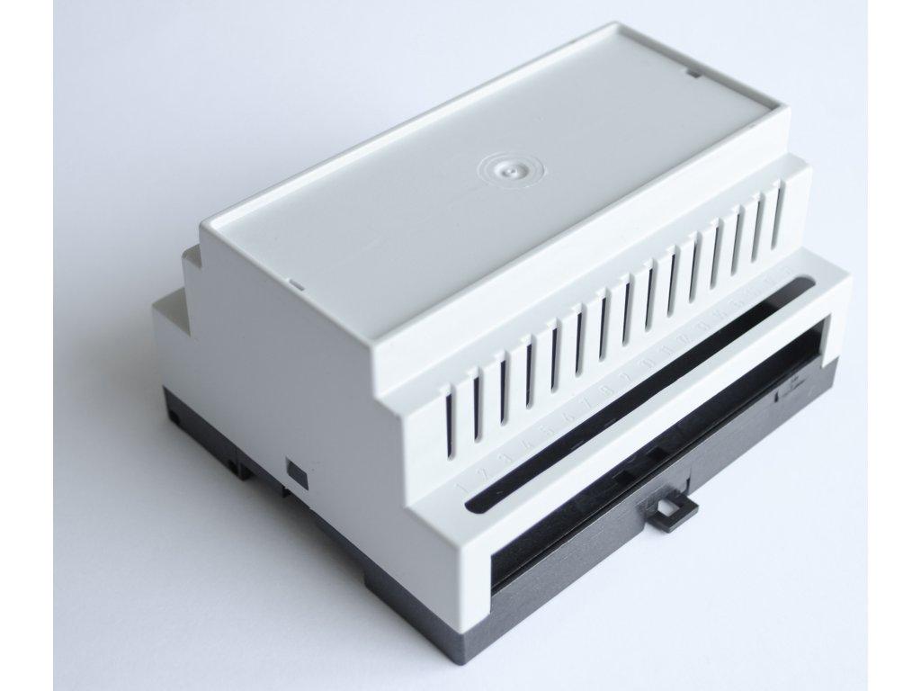 Plastová krabička BKDIN1050 V/605
