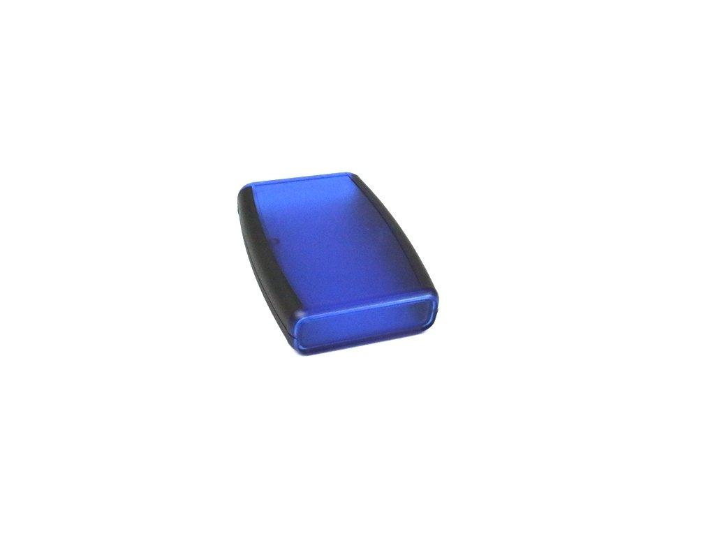 Plastová krabička HM1553BTBUBK, modrá