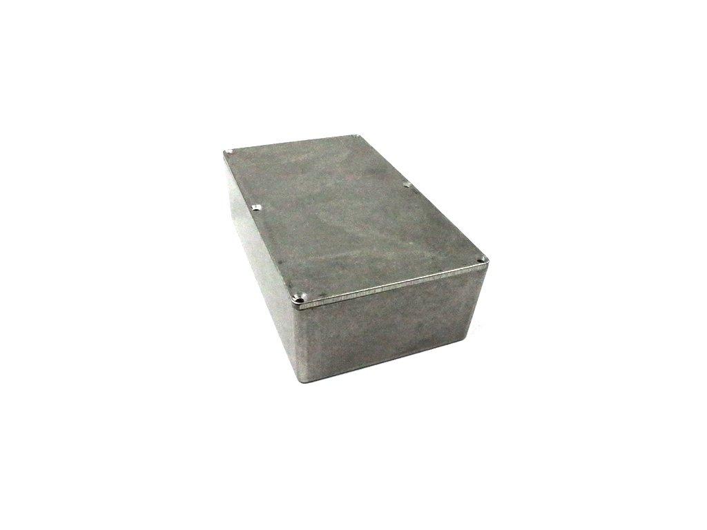 Hliníková krabička AL1608