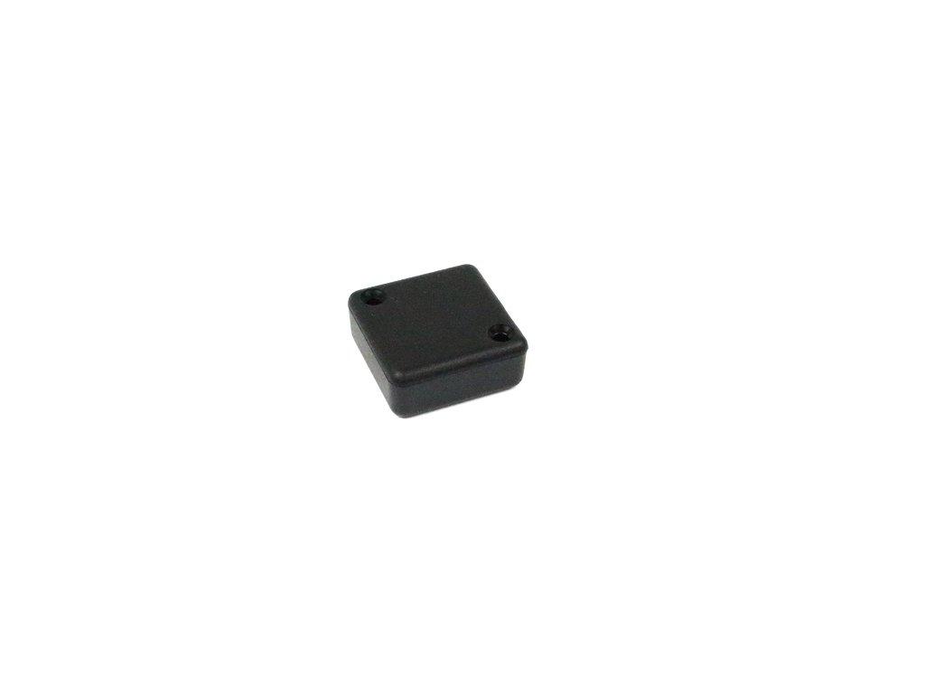 Plastová krabička HM1551, černá