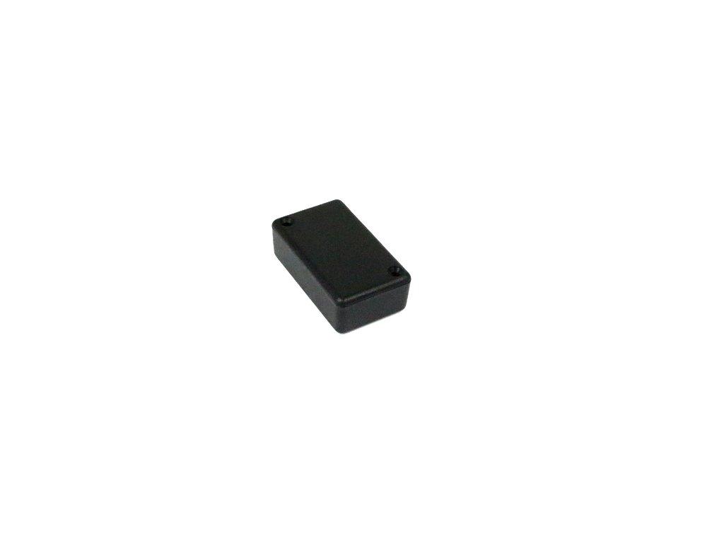 Plastová krabička HM1551E, černá