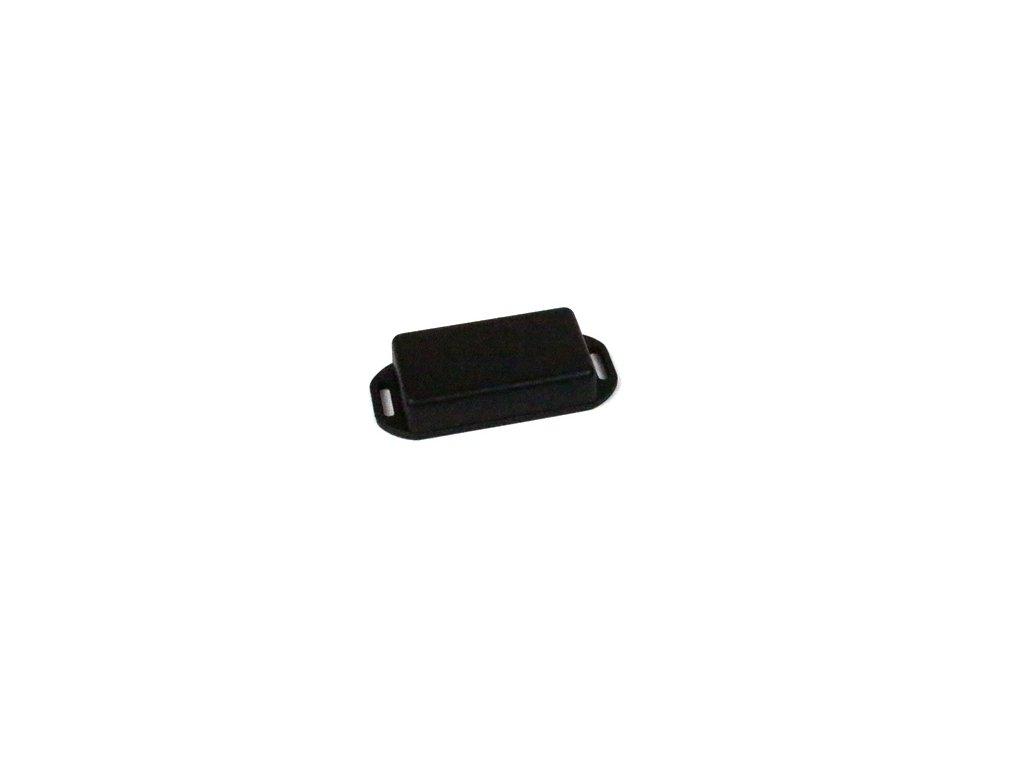 Plastová krabička HM1551DU, černá
